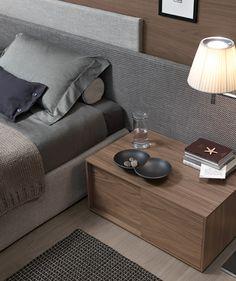 Mylove bed; Plan nightstand