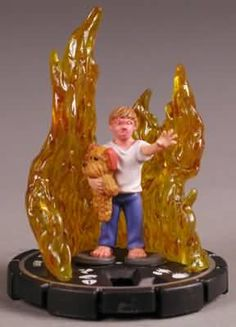 Little Damon #201 The Lab HorrorClix - HorrorClix: The Lab Singles - Horrorclix - Miniatures