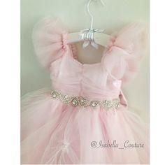 Miss Dior CAPRI Vestido de alta costura Isabel  niña de las