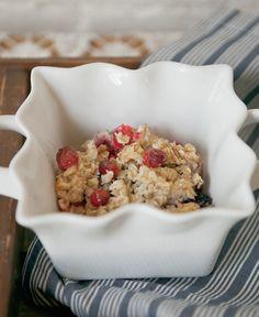 Winter Berry Baked Oatmeal — a Better Happier St. Sebastian