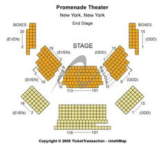 Diagram Of The Arena Theatre Venue 119 121 Montgomery Street
