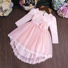 $20.00 (Buy here: https://alitems.com/g/1e8d114494ebda23ff8b16525dc3e8/?i=5&ulp=https%3A%2F%2Fwww.aliexpress.com%2Fitem%2F3-9yrs-Autumn-Flowers-Pearls-Girls-Dress-Girls-Clothing-Princess-Party-Birthday-Dovetail-Dresses-Girl-Costume%2F32706543937.html ) 3-9yrs Autumn Flowers Pearls Girls Dress Girls Clothing Princess Party Birthday Dovetail Dresses Girl Costume Kids Pink Purple for just $20.00