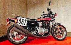 Kawasaki 900 Yoshimura