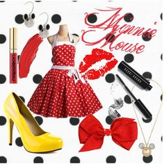 Minnie Mouse (Disney Fashion)