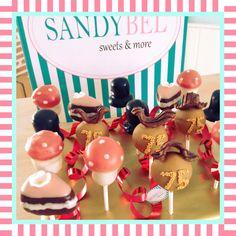 Süße Fliegenpilze zum 75. Geburtstag  by #sandybel #fliegenpilze #birthday
