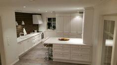 www.monter.no  Aubo White Kitchen  Hvit Kjøkken
