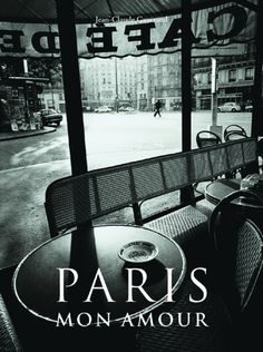 Cafe de Flore, This is one of my favorite photos of Paris taken by French fashion photographer Jeanloup Sieff. 1975, Magnum Photos, Saint Germain, Jean Loup Sieff, I Love Paris, Paris Café, French Photographers, Cultural, Black And White Photography