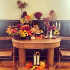 My fall display 2013