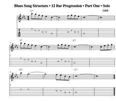 How To Play Blues Guitar • Soloing With The Minor Pentatonic Scale • Part One (Lead Guitar) - News - Bubblews