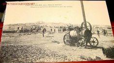 MONTE ARRUIT - CAMPAÑA DEL RIF 1921- GUERRA DE MARRUECOS PROTECTORADO ESPAÑOL - IMPRESIONANTE - Foto 1