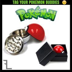 Pokémon Herb Grinder