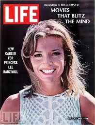 Princess Lee Radziwill on the cover of Life Magazine, July 14, 1964