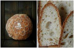 Un condominio in cucina: Un pane quasi tutta biga e il ritorno delle mani in pasta.