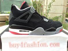 Authentic Air Jordan 4 Retro bred ig:linlucy3344 youtube:nice kicks6688 twitter:https://twitter.com/nicekicks6 tumblr:http://nicekicks68.tumblr.com/ website:http://www.buy4fashion.com/