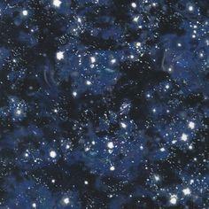 Robert Kaufman Fabrics: ESK-11188-80 EVENING from Stargazers