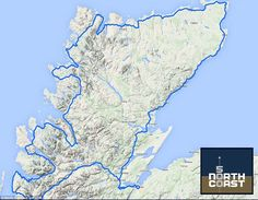 The coastal NC500 route has been created to showcase what the far north of Scotland has to...