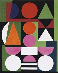 Auguste Herbin, Naissance, 1958