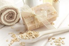 Oatmeal & Honey Soap - Fragrance Free  Gentle enough for eczema & psoriasis suffers.