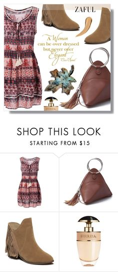 """""""elegant saturday"""" by fashion-pol ❤ liked on Polyvore featuring Chanel and Prada"""