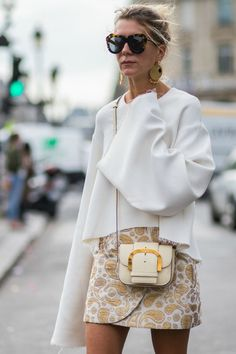 Paris Fashion Week Street Style #inspo