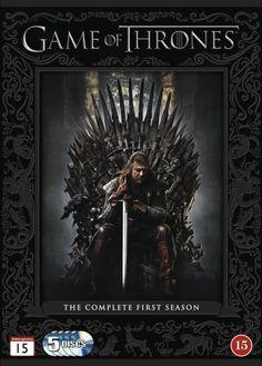 Game of Thrones - Kausi 1 (DVD), 7,95€ <3