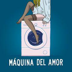 Máquina del Amor lançam disco homónimo