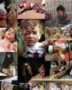 . War Not Over: U.S. Occupation Is Still Poisoning Iraq's Children