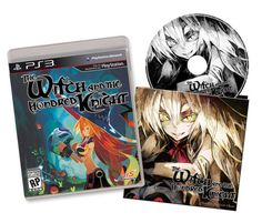 Witch and the Hundred Knight Ps3 Cfw 3.55 Eboot Fix Pkg