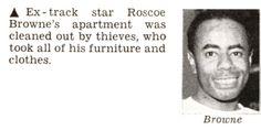 Actor Roscoe Lee Browne's Apartment Is Burglarized - Jet Magazine June 30, 1955 | Flickr - Photo Sharing!