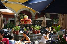 Bazar de Sabado in Mexico City  San Ángel Bazar Sábado by ames sf, via Flickr