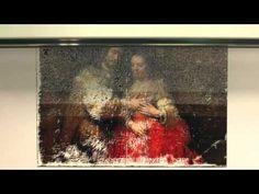 Océ 3-D Fine Art Reproductions