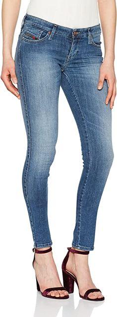 würde sie immer wieder weiter Empfehlen.  Bekleidung, Damen, Jeanshosen Slim Jeans, Skinny Jeans, Diesel, Trends, Denim, Pants, Fashion, Clothing, Woman