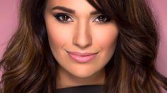 Kim Kardashian & J.Lo Inspired Makeupのメイク動画