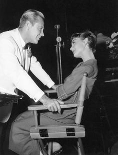 The naughtiness behind the picture perfect lady. Actress, dancer and humanitarian, Audrey Hepburn was, for all of her life, the ideal of fem...