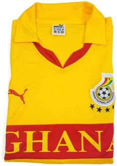Details about Puma Ghana Soccer Jersey Small Mens Futbol Yellow Team Youth  Size 2XL Men Sz S b4052bd23