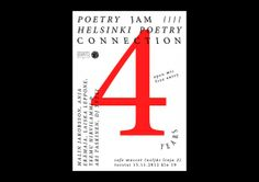 Poetry Jam poster.