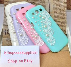 Gifts cell phone case for SAMSUNG Galaxy SIII s3 by BlingCaseSupplies, $9.90