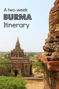 From cities and ancient temples to lakeside villages, colonial architecture and the stunning Indian Ocean beaches, there's so much to explore in Burma (Myanmar). And even if you're travelling with young kids, two weeks is enough for a taste of the whole country in my family-friendly two week itinerary to Burma.