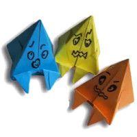 Fantasmini origami