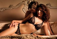 Lydie Pages - Sexy Pics - Christies Lingerie Photo Galery