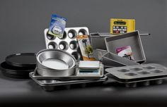 $444 worth of bakeware and kitchen supplies #Giveaway!  #sweepstakes #CyberMonday