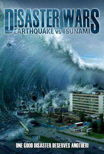 Disaster Wars: Earthquake vs. Tsunami (2014) Poster