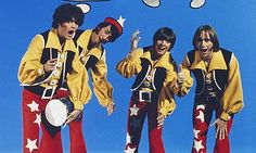 The Monkees - Initially a manufactured pop band that took the world by storm and ultimately left us with the legacy of some truly wonderful pop songs. Too many to list really.