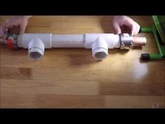 Water Heating Coil for Woodstoves - SAFE water heating - YouTube