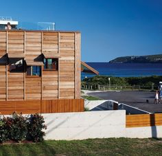 House by Brewster Hjorth Architects.