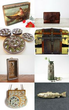Always Antique by Noelle Hagan on Etsy--Pinned with TreasuryPin.com
