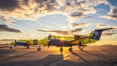 Stavros Niarchos Foundation | Arrival of 2 Beechcraft aircraft for the National Center for Emergency Care – A donation amounting to € 16 million Stavros Niarchos, Augusta Westland, Hellenic Air Force, New Aircraft, Emergency Care, National Guard, Royal Navy, Troops, New Art