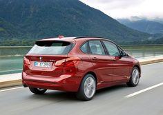 Monospace BMW Série 2 : de l'hybride rechargeable dès 2015