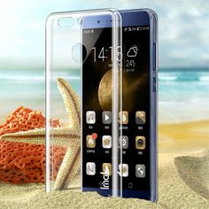Coque Huawei Honor 8 Pro Crystal Transparent