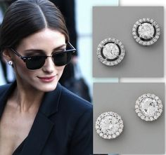 Olivia Palermo Earrings